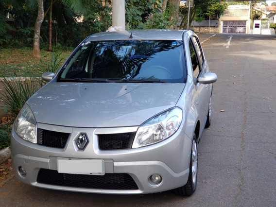 Renault Sandero Privilége 1.6 Flex 2008