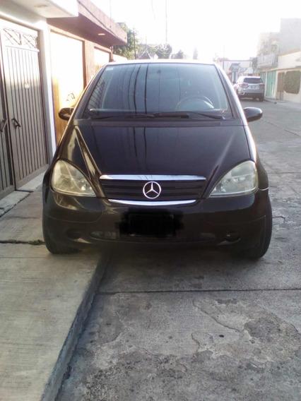 Mercedes-benz Clase A 1.9 190 Elegance Mt 2000