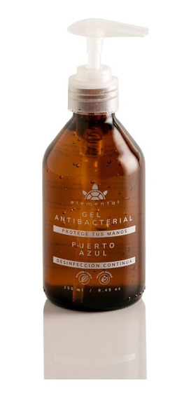 Gel Antibacterial Elemental - Unidad a $17900