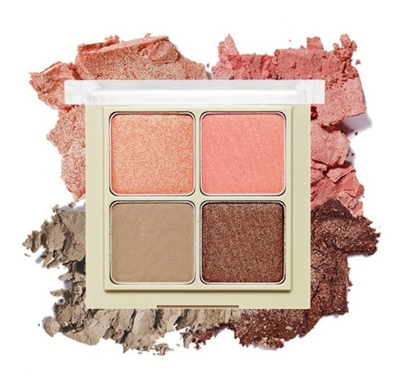 Etude House Sombras Blend For4 Eyes #3 Pink Up!