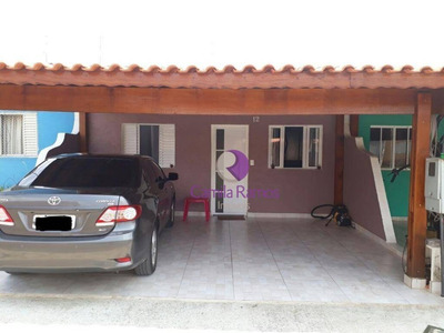Casa Residencial À Venda, Cidade Boa Vista, Suzano. - Ca0387