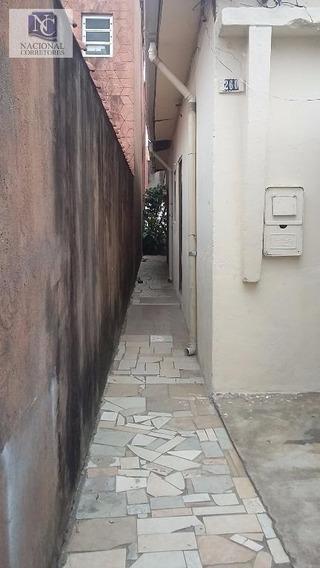 Casa Com 1 Dormitório À Venda Por R$ 265.000 - Parque Oratório - Santo André/sp - Ca1446