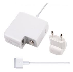 Fonte Carregador P Apple Macbook 16.5v 3.65a Magsafe 2 A1425