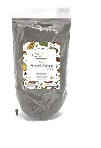 Imagen 1 de 2 de Pimienta Negra En Polvo Premium 250g