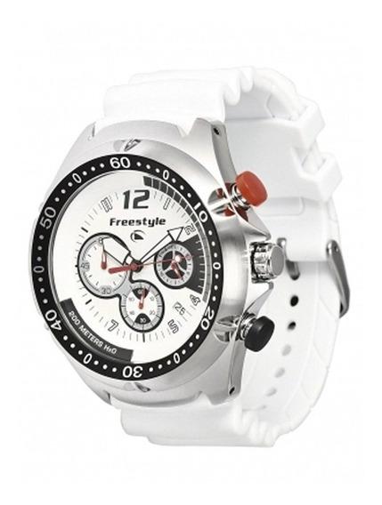 Relógio Freestyle Fs81323 Hammerhead Xl Analógico White 200m