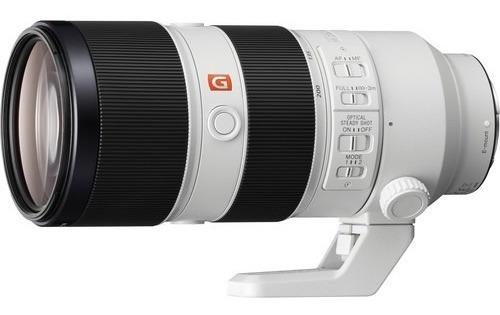 Lente Sony Fe 70-200mm F/2.8 Gm Oss - Lj. Platinum