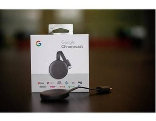 Google Chromecast 3era Generación Original Smart Tv Hd Wifi