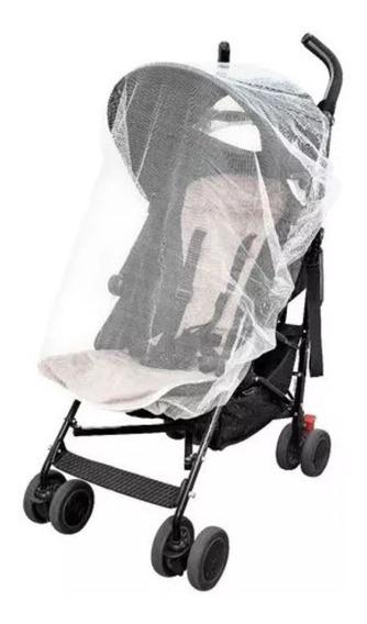 Tela Mosqueteiro Para Carrinho De Bebê Com Elástico Kababy