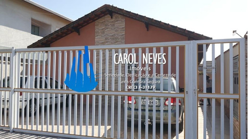 Imagem 1 de 7 de 4944- Casa Condomínio Fechado 2 Dormitórios Praia Grande