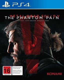 Metal Gear Solid V The Phantom Pain ~ Ps4 Digital Español