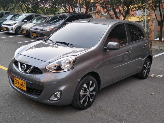 Nissan March Connect Mt 1600