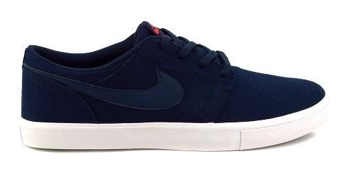 Tenis Nike Para Hombre 880268-400 Azul Marino [nik1952]