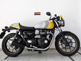Triumph Street Cup 900 Abs Cafe Racer 2017