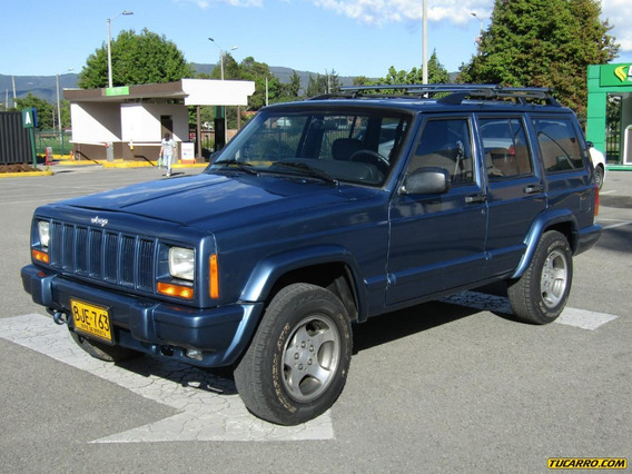 Jeep Cherokee Laredo 4.0 At 4x4