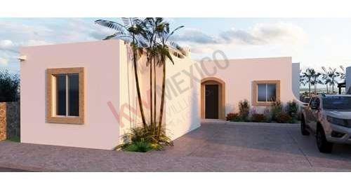 Casa En Venta Desarrollo Residencial Punta Piedra (modelo Crux). La Mision En Ensenada Baja California