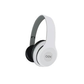 Combo Oex Twin Dual Sound Headset + Fone De Ouvido