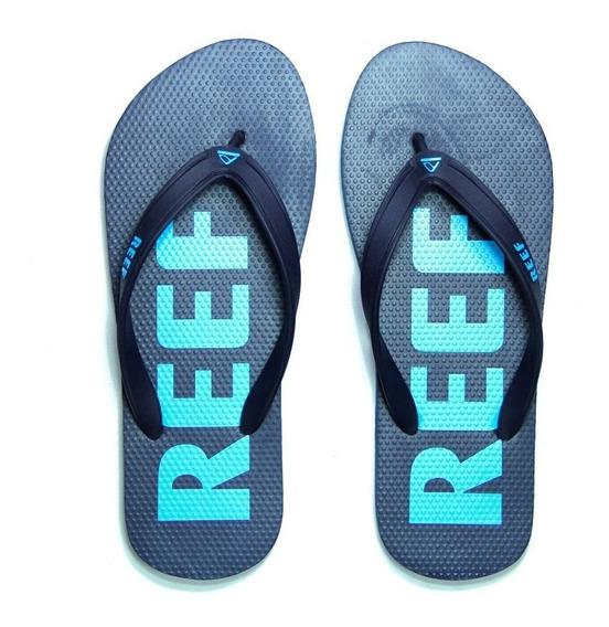 Chinelo Switchfoot Reff Mirtilo Tira Resistente Reef