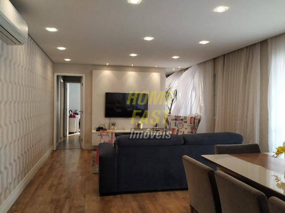 Apartamento No Parque Clube Com 3 Dormitórios À Venda, 151 M² Por R$ 960.000,00 - Vila Augusta - Guarulhos/sp - Ap0085