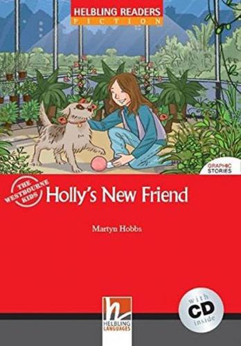 Imagem 1 de 1 de Holly's New Friend - With Audio Cd - Level 1