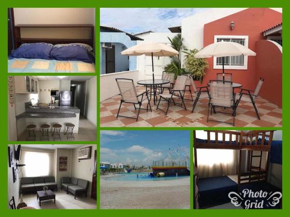 Casa En La Playa, Urbanización 5m De Punta Blanca