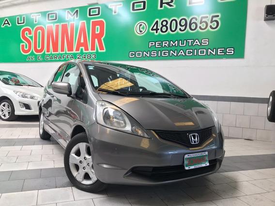 Honda Fit 1.5 Lx 5 Ptas 2011