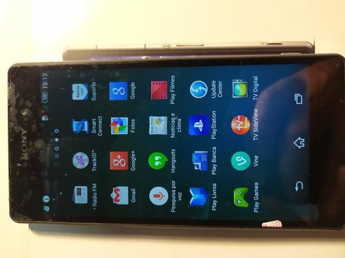 Celular Sony Xperia Z2 Preto D6543 Recondicionado Leianuncio