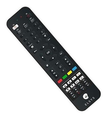 Controle Remoto Inteligente Para Receptor Oi Tv Livre