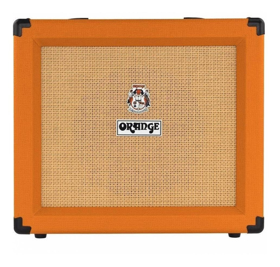 Amplificador Orange Crush Series 35RT 35W laranja