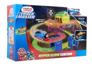 Thomas Y Sus Amigos - Trackmaster Hyper Station - Brillosa