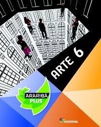 Araribá Plus Arte 6 1ª Edição 2017