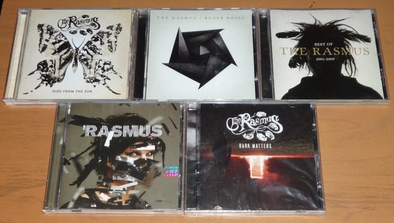 The Rasmus Coleccion De 5 Cd