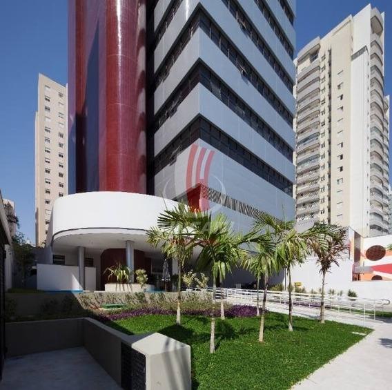 Sala Comercial Em Condomínio Para Locação No Bairro Vila Gomes Cardim, 4 Vagas, 203,97 M - 4721