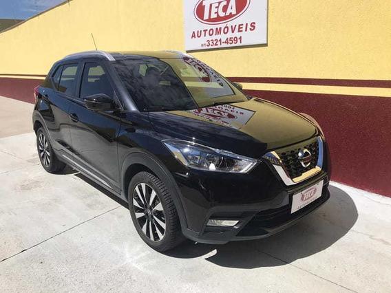 Nissan Kicks 1.6 16v Flexstart Sl 4p Aut