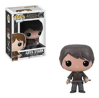 Figura Funko Pop Games Of Thrones - Arya Stark Educando