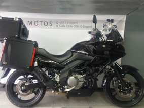 Suzuki Dl V-strom 650 2015 Perfecto Estado
