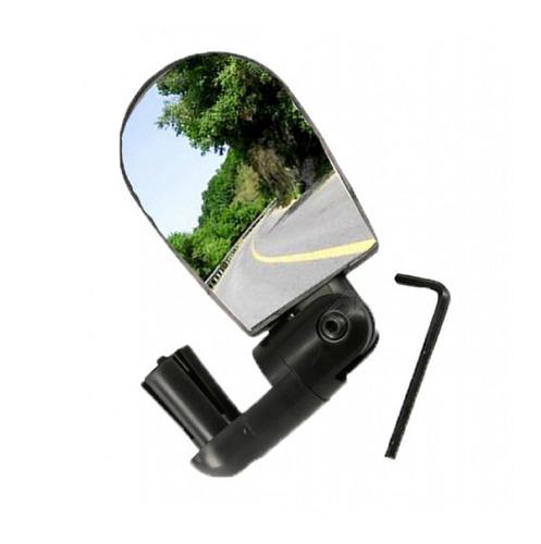Imagem 1 de 3 de Espelho Retrovisor Regulável De Guidão Bike Bicicleta Top