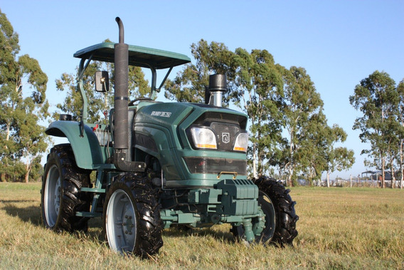 Tractor Brumby Br754 4wd - Motor Yto 75hp