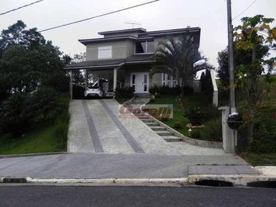 Casa Residencial À Venda, Monterey Ville, Mogi Das Cruzes - Ca0330. - Ca0330