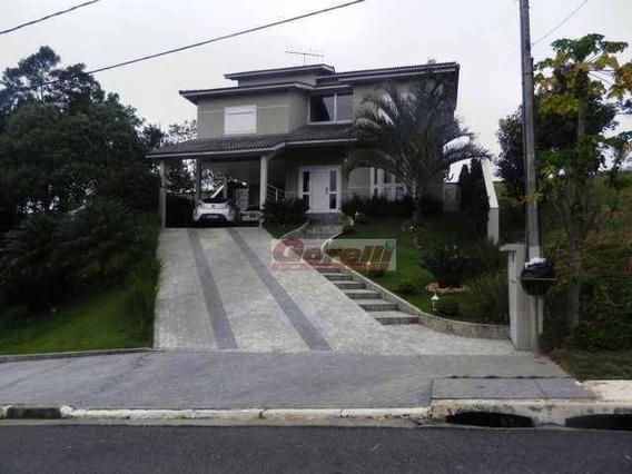 Casa Com 3 Dormitórios À Venda, 400 M² Por R$ 1.400.000,00 - Monterey Ville - Mogi Das Cruzes/sp - Ca0330