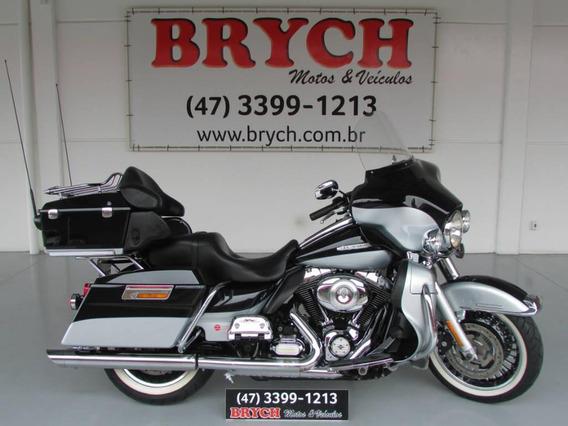 Harley Davidson Electra Glide Ultra Limited Flhtk Abs 2012