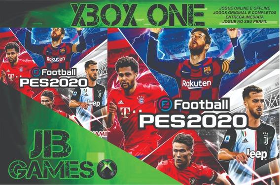Pes 2020 Legend Edition Xbox One Mídia Digital