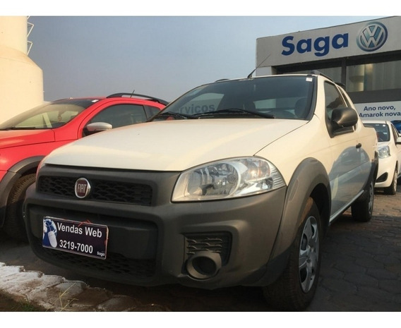 Strada 1.4 Mpi Hard Working Cd 8v Flex 3p Manual 35975km