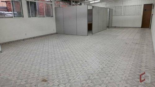Imagem 1 de 13 de Salão Para Alugar, 100 M² Por R$ 2.500/mês - Penha De França - São Paulo/sp - Sl0014