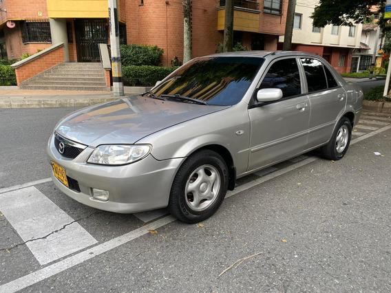 Mazda Allegro Sedan/ 2004 Mecanico 135 Mil Kms Refull