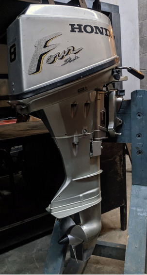 Motor Fuera De Borda Honda Bf8 - Potencia 8 Hp - Japón