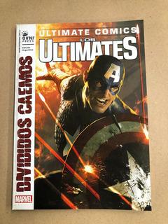 Avengers Los Ultimates Vol 4- Divididos Caemos