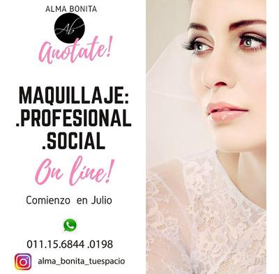 Taller Maquillaje Profesional Y Social