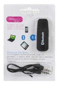 Adaptador Receptor Áudio Usb Bluetooth Transmissor Original