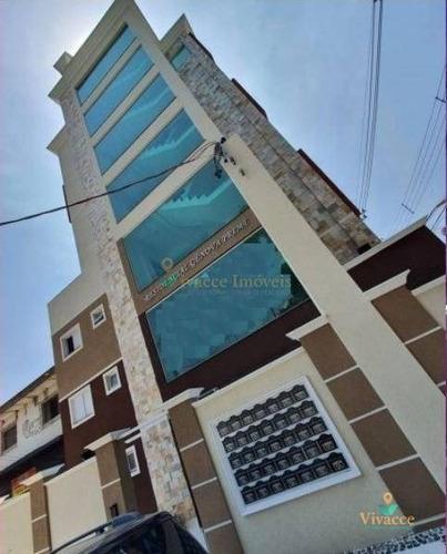 Imagem 1 de 24 de Apartamento À Venda, 38 M² Por R$ 210.000,00 - Jardim Coimbra - São Paulo/sp - Ap2829