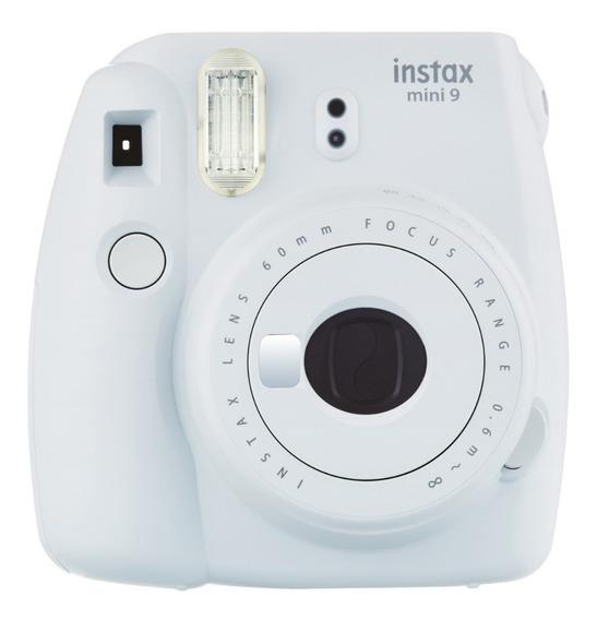 Câmera Fotográfica Fujifilm Instax Mini 9 Branco Gelo